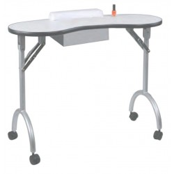 Table de manucure pliante Eco