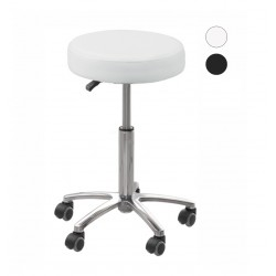 TABOURET BASIC CHROME
