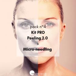 PACK PRO - PEELING + MICRONEEDLING