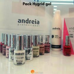Pack hybrid gel - andreia