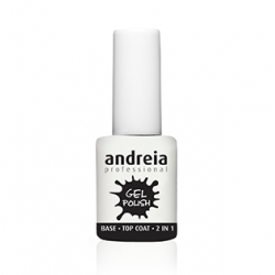 Base/Top Coat 2 en 1 - 10.5ml - ANDREIA
