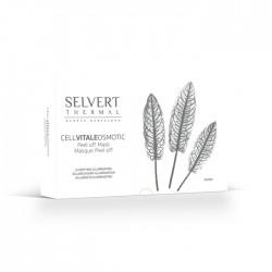 Masque Peel Off Clarifiant / Éclaircissant x5 - SELVERT