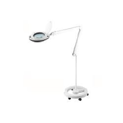 LAMPE LOUPE LED DESIGN SUR PIED