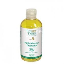 Huile de Massage Minceur Drainante BIO** - Flacon Stop-goutte 250 ml